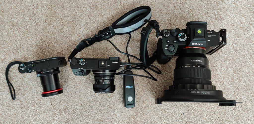 Cameras for LE 2